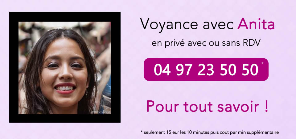 Consulter Anita pour une voyance